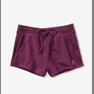 Pink high waist short
